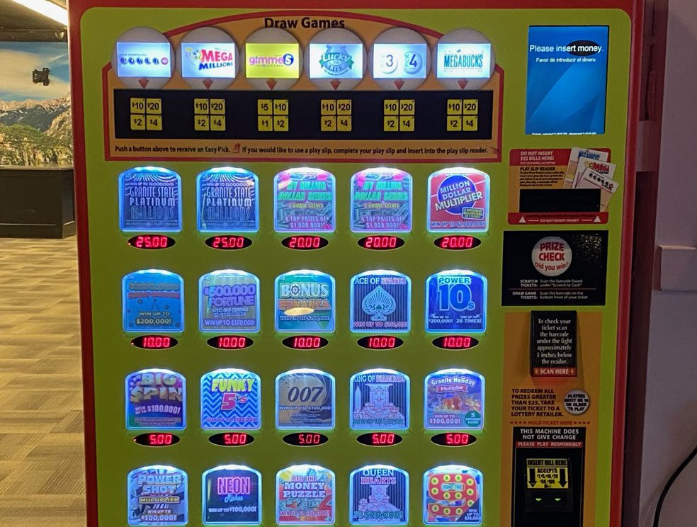 NH Lottery Games
